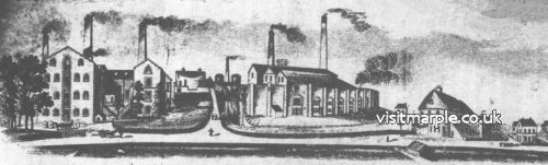 The Lime Kilns complex