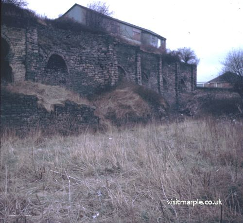 Lime Kilns in Ruins