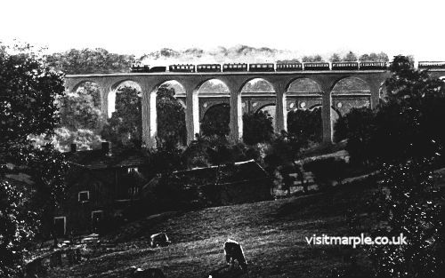 Viaduct Marple