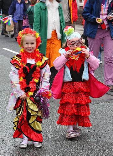 Marple Carnival Participants
