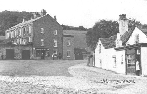 Market Place, Compstall
