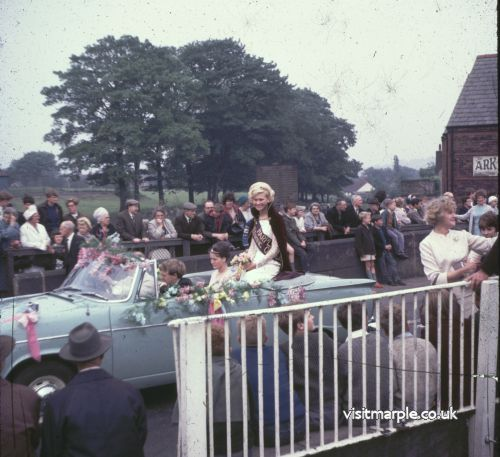 A 1960s Marple Carnival Queen