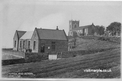 Mellor Church & School