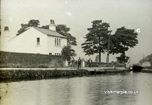 The Lock Keeper's Cottage at Lock no. 9