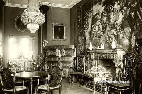 Marple Hall Drawing Room