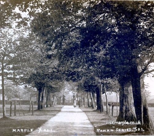 Marple Hall Drive