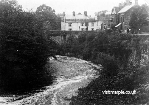 Goyt Marple Bridge