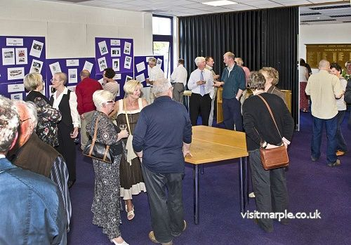 Sixty Years of History Exhibition Launch June 6th 2011