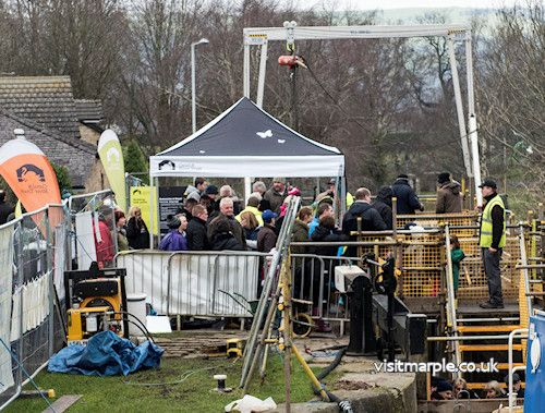Canal and River Trust Open Day, 23 January 2017