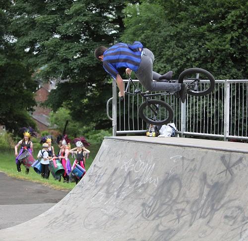 Marple Skatepark Jam