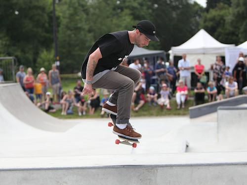 Marple Skatepark Event