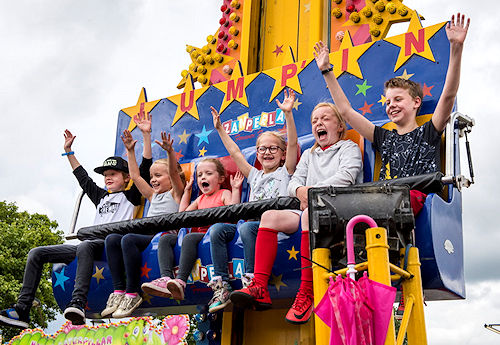 Marple Carnival Photos Online
