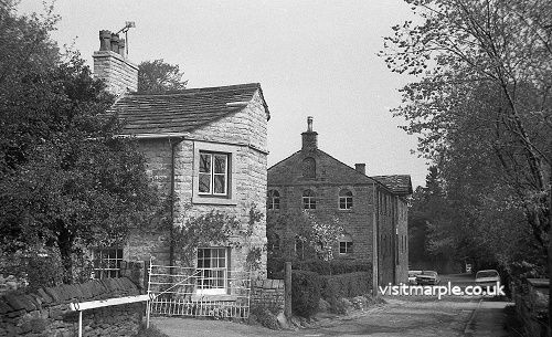 Tollgate Cottage 1978