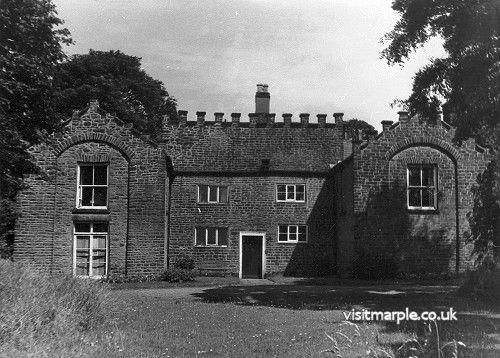 Wybersley Hall