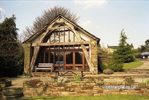 Cruck Barn 1993