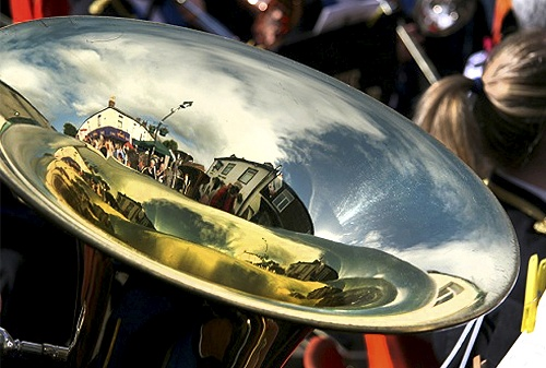 David Burridge's winning entry in the 2010 Marple Festival Photo Competition