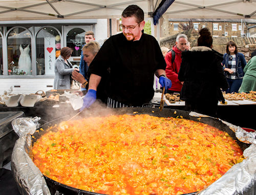 Marple Food and Drink Festival Photos On-line