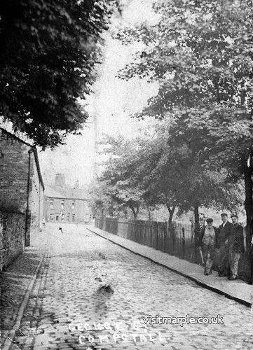 George Street, Compstall