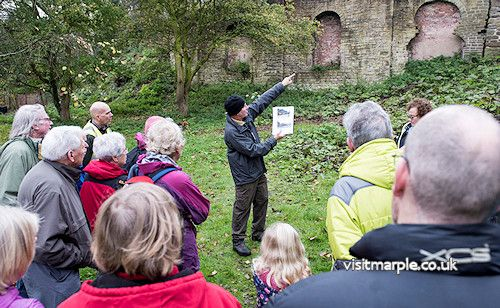 Marple Lime Kilns need Friends event on Saturday 28 October 2017