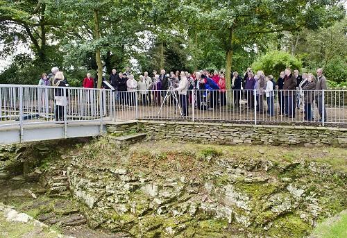 Iron-Age Ditch Handover