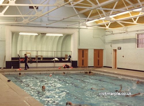 Marple leisure centre