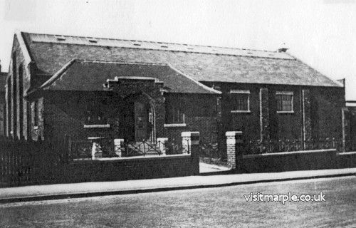 Stockport Road Southeast Marple Baths C1931 A Virtual History Tour Of Marple And District