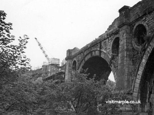 Marple Aqueduct Repairs