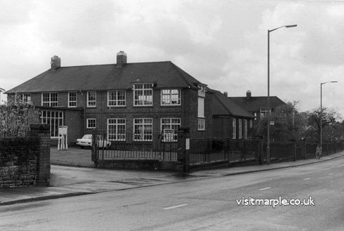 The Willows School in the 1960s.