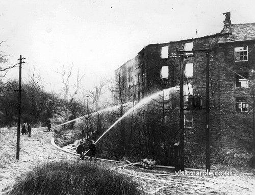 Primrose Mill Fire