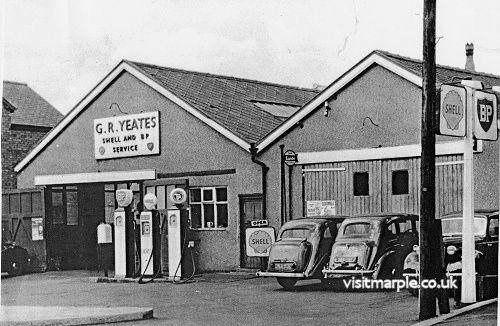 Yeates Garage