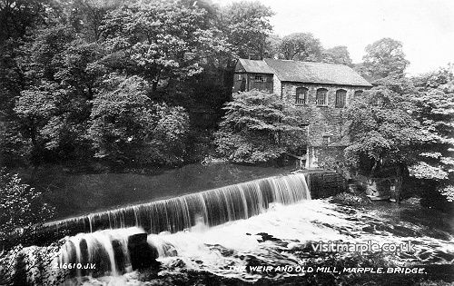 Weir and Corn Mill