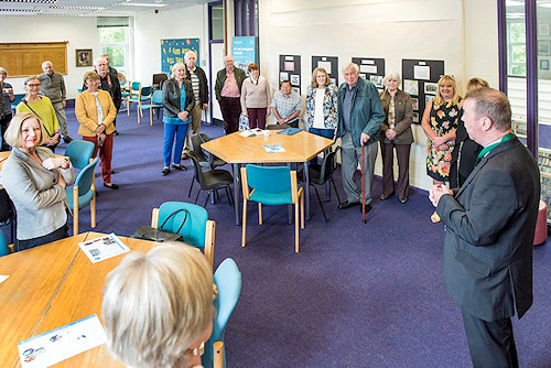 MLHS Exhibition Launched