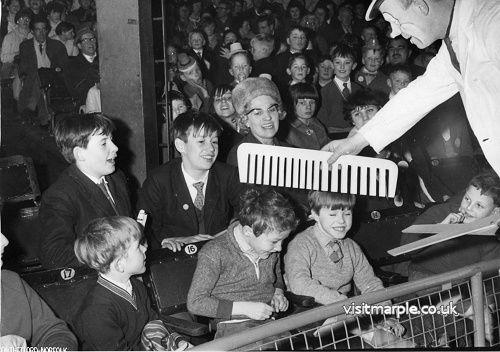 Children's Orthopaedic Hospital 1964