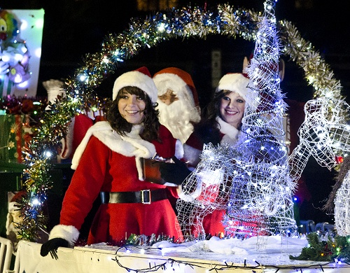 Marple Christmas events