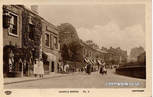 Town Street, Marple Bridge