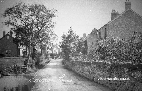 Bowden Lane in quieter times