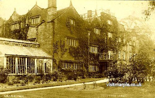 Marple Hall