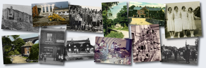 Virtual History Tour of Marple